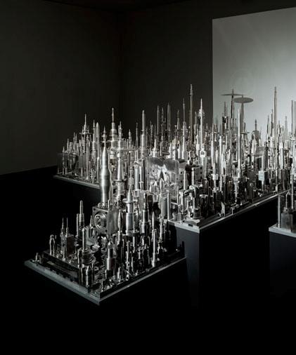 Металлические города Эноки Чу — фото 2
