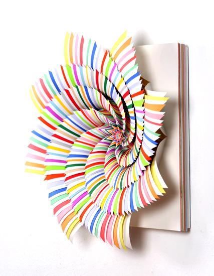 Бумажный арт Джен Старк — фото 3