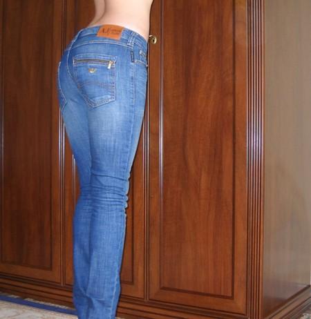 И снова я и Аrmani jeans