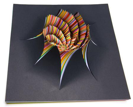 Бумажный арт Джен Старк — фото 6
