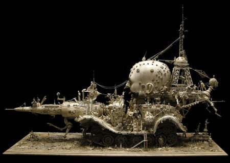 Апокалипсис от Криса Кукси (Kris Kuksi) — фото 4