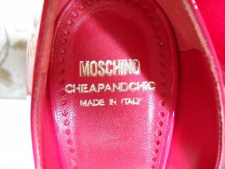 Туфли от Moschino