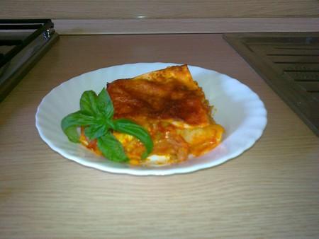 Итальянская лазанья — фото 1