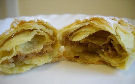 Печенье из слоеного теста — фото 1