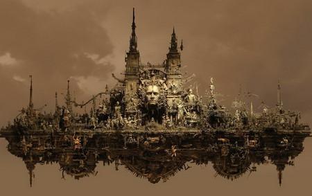 Апокалипсис от Криса Кукси (Kris Kuksi) — фото 3