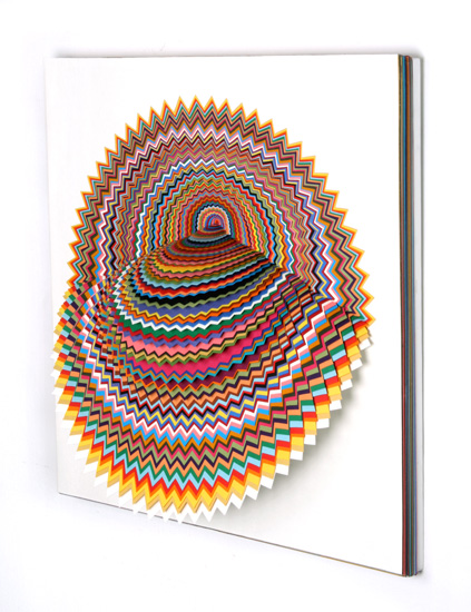 Бумажный арт Джен Старк — фото 4