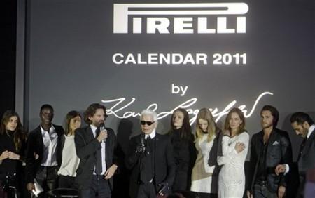 Календарь Пирелии - 2011 — фото 10