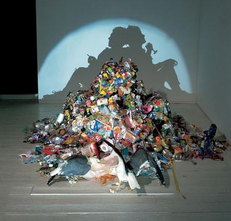 Для некоторых мусор, а для Тим и Сью  искусство — фото 1
