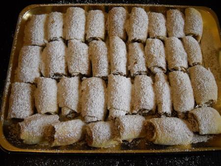 Печенье из слоеного теста — фото 16