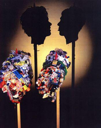 Для некоторых мусор, а для Тим и Сью  искусство — фото 7