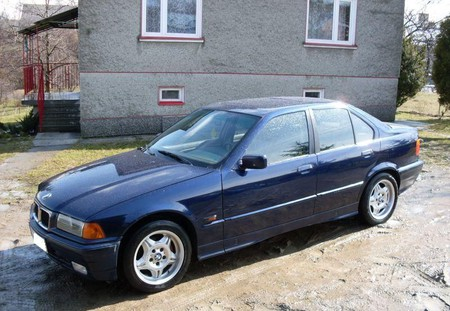Надежный BMW E36 — фото 1