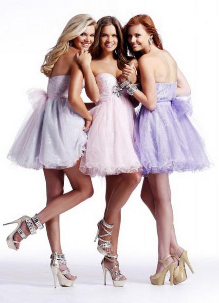 Пышные платья -  новый тренд — фото 1
