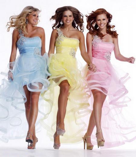 Пышные платья -  новый тренд — фото 2