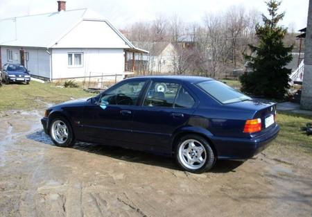 Надежный BMW E36 — фото 3