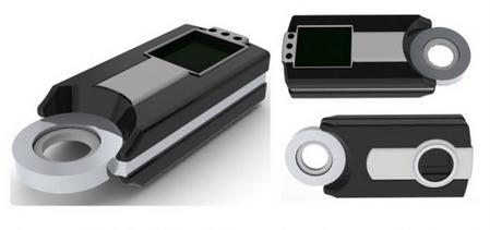 Revolution – фотокамера, которая подзаряжается с помощью пальца. — фото 2