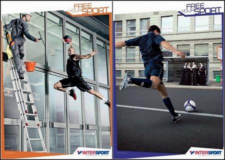Множество креатива и юмора в спортивной рекламе. — фото 2