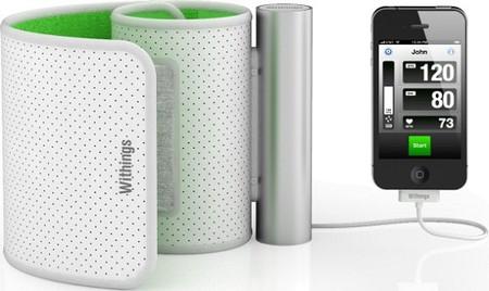 Специалисты Withings разработали тонометр для iPhone. — фото 1