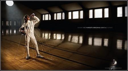 Множество креатива и юмора в спортивной рекламе. — фото 9