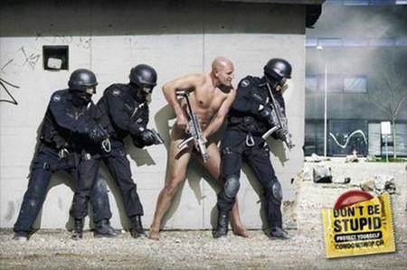 Креативная реклама безопасного секса. — фото 7