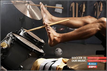 Множество креатива и юмора в спортивной рекламе. — фото 8
