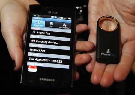 Cobra Phone Tag – поможет найти потерянный мобильный телефон. — фото 1