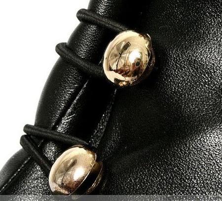 Шикарные ботфорты от Christian Louboutin. — фото 2