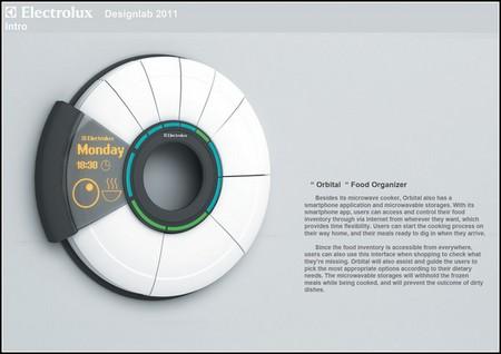 Orbital Food Organizer – новый кухонный девайс, разогревающий еду на расстоянии. — фото 2