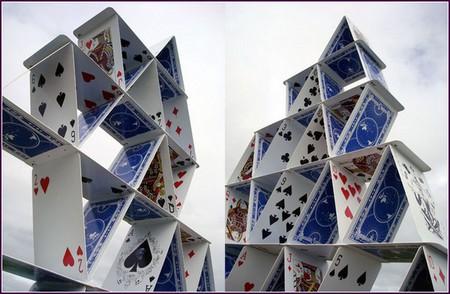 Collapse – карточный домик в Новой Зеландии. — фото 5