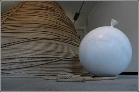 Мраморные скульптуры иллюзии созданные Фабио Вайяле. — фото 4