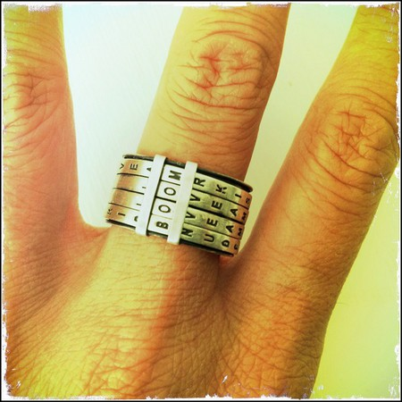 Love Ring – любовное колечко от Natalia Gomensoro. — фото 2