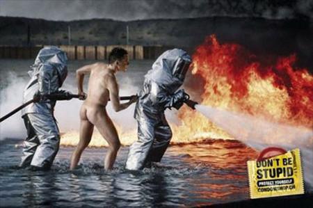 Креативная реклама безопасного секса. — фото 6