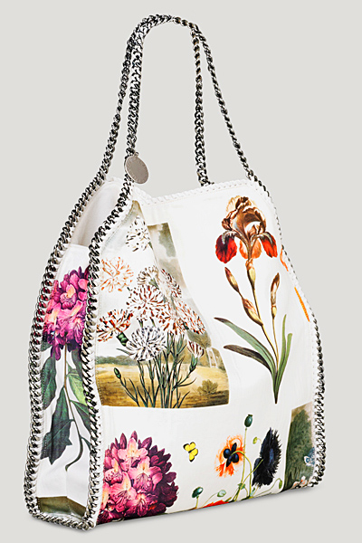 Фруктовые мотивы на летних сумках от Stella McCartney. — фото 1