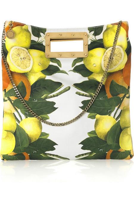 Фруктовые мотивы на летних сумках от Stella McCartney. — фото 2