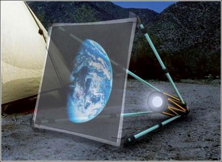 Туристический проектор Portable Camping Projector — фото 2