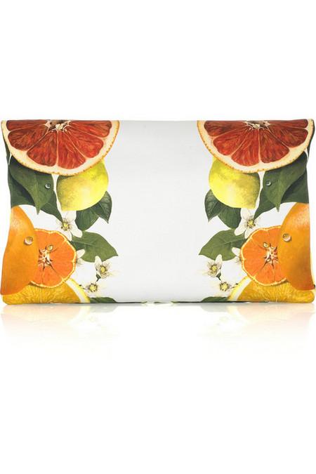 Фруктовые мотивы на летних сумках от Stella McCartney. — фото 3