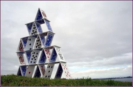 Collapse – карточный домик в Новой Зеландии. — фото 1