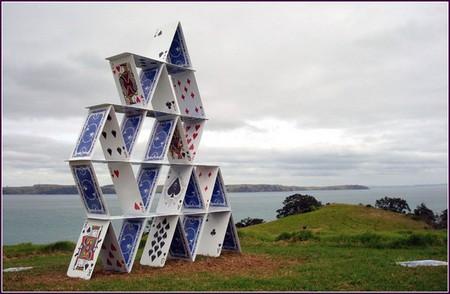 Collapse – карточный домик в Новой Зеландии. — фото 3