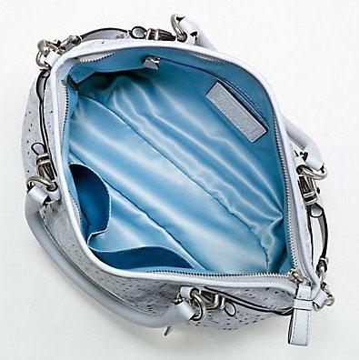 Ажурная сумка для путешествий от Coach. — фото 3