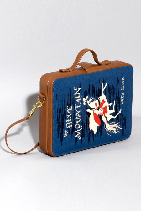 Креативные сумочки от Olympia Le-Tan. — фото 10