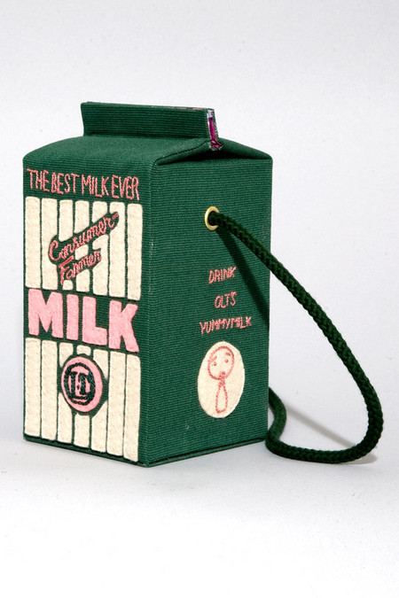 Креативные сумочки от Olympia Le-Tan. — фото 7