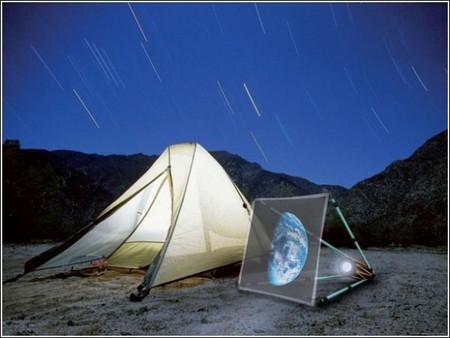 Туристический проектор Portable Camping Projector — фото 1