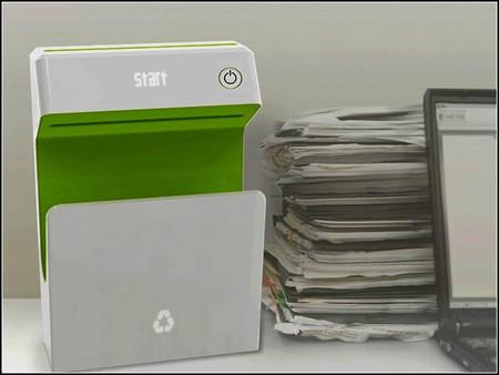 Reverse Printer – принтер стирающий напечатанное. — фото 1
