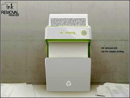 Reverse Printer – принтер стирающий напечатанное. — фото 2
