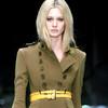 Пальто в стиле милитари от Burberry Prorsum