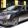 Серия Black Diamond Edition семейства CTS-V от компании Cadillac