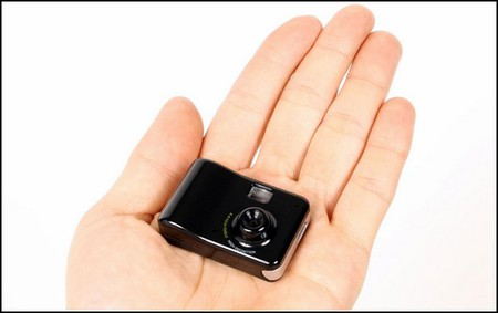Mame-Cam DX – универсальный фотоаппарат – со спичечный коробок. — фото 4