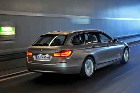 BMW Touring: престижная универсальность. — фото 5
