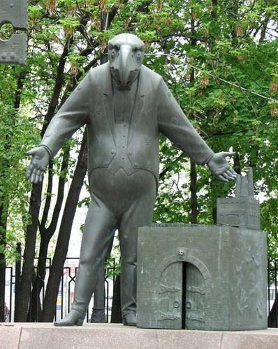 Памятник на Болотной в Москве. Чтобы уберечь детей от пороков взрослых — фото 10