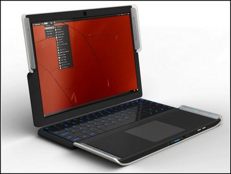 Складной карманный ноутбук Lifebook X2. — фото 7
