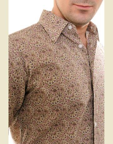 Рубашка D&G: что с физической формой? — фото 3